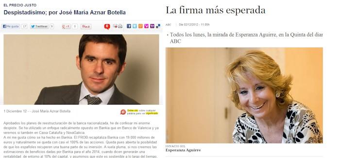 Aznat y Aguirre.