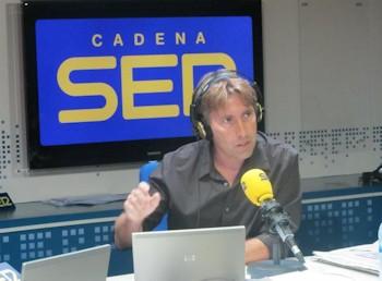 Javier del Pino.